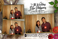 Sept. 14, 25th Wedding Expo Philippines Day 2