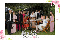 Feb. 28, Jr And Nestia's Wedding
