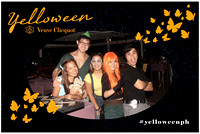 Oct. 31, Hennessy - Yelloween Veuve Clicquot