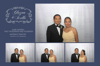 June 16, Glazon and Icelle Wedding