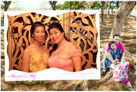 June 01, Sherwin and Mely Wedding