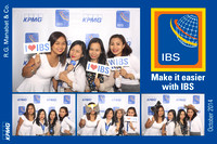 Oct. 10, KPMG Make it easier with IBS 2nd Day