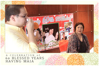 Oct. 29, A Celebration of 60 Blessed Years Having MAIA
