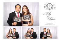 June 28, Anderson and Salonga's Wedding