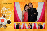 June 15, Dusit Thani - Happy Fathers Day