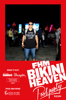 Mar. 22, FHM Bikini Heaven Pool Party Booth 2