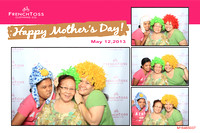 May 12, Frenchtoss Happy Mother's Day @ SM Molino