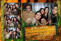 Jan. 27, Giordano Thanks Giving Party 2013