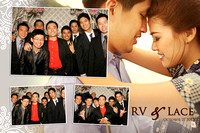 Oct. 27, Rv and Lace Wedding