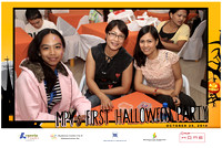 Oct. 25, MPV's 1st Halloween Party