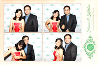 Oct. 22, Franco and Kat Wedding