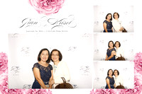 Jan. 16, Gian and Krisel's  Wedding