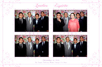Dec. 16, Laudico and Espirito Wedding