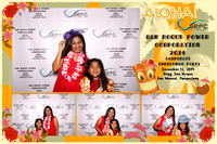 Dec. 12, SRPC 2014 Christmas Party Booth 2