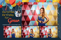 Aug. 24, Surprise Birthday For Gozar