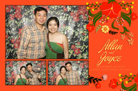 Sept. 28, Allan and Joyce Wedding