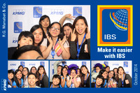 Oct. 24, KPMG Make it easier with IBS 4th Day
