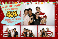 Dec. 29, Sizzling Plate Christmas Party