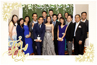 Oct. 30, Ton and Chi Wedding