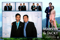 Oct. 06, Marvin and Jacky's Wedding